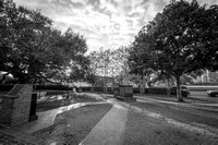 magdelan-square_abbeville-louisiana_kelly-morvant-photography_11-19-14_b&w-9471
