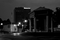 early-morning-downtown_lafayette-la_2015_kelly-morvant-photography_b&w-6575